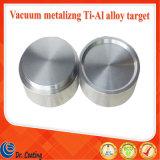Titanium Aluminum Alloy PVD Targets/Titanium Sputtering Targets/Tial Alloy Target for Coating