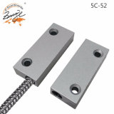 E-5Continents fire door magnetic contacts switch 5C-52 with armoured cable