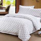 Wholesale Cheap Bed Linen 100% Cotton Print Hotel Collection Bedding