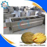 Electric or by Gas Heating Vegetable Blanching Machine