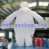 Outdoor Advertising Event Inflatable Cartoon Characters/Inflatable Gorilla Cartoon