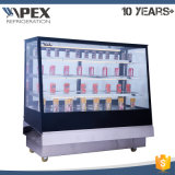 Factory Cake Refrigerator Showcase with Competitive Price