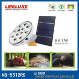 3W SMD LED Rechargeable Emergencysolar Bulb