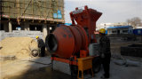 Self-Loading Mixer with Diesel Concrete Pump