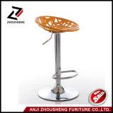 Bird Nest Design Colorful Bar Chair Adjustable Swivel Bar Stool