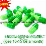 Lida Strong Formula Darkgreen Lightgreen Weight Loss Capsules