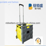 Colorful Shopping Trolley Folding Box