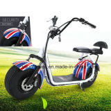 Fat Tire 1500W 60V Harley Electric Scooter City Coco with Cheap Price
