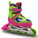 Semi Soft Abjustable Inline Skate (SS-159A-1)