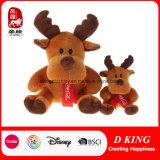 Coca-Cola Reindeer Promotion Stuffed Plush Toy
