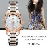 High Quality Customized Quartz Stainless Steel Watches for Ladies 71061
