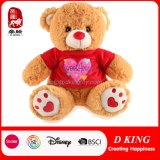 Hot Sale Stuffed Plush Bear Gift for Valentine Day