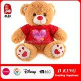 Valentine Day Hot Sale Stuffed Teddy Bear Plush Toy
