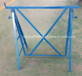 Painted Steel Folding Scaffolding Trestle with Top Quality