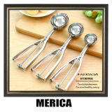 Kitchen Ware Stainless Steel Cook Ware Spoon Ice Cream