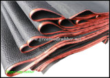 Cow Mat, Hammer Surface Rubber Mat with Insertion Thick 5-8mm