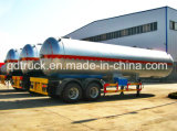 50-60 CBM LNG Tank Truck Trailer, semi trailer for LNG