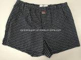 Fashion High Quality Woven Boxer Short Men Underwear