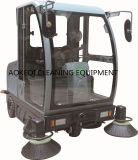Outdoor Industrial Full Sealing Ride on Road Sweeper Machine