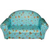 PVC Leather Sofa/Kids Sofa/Baby Furniture/Kids Furniture/Double Seat Sofa (SXBB-335)