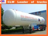 Clw LPG Propane Tanker Trailers for Isobutane