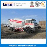 Beiben 10 Cbm Concrete Mixer Truck for Sale