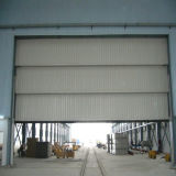 Automatic Vertical Lifting Factory Industrial Sectional Door (HF-0158)