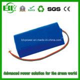 Customized OEM 18650 Battery Pack 3.7V 4.2V 6000mAh 1s2p