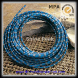 10.5mm Diamond Wire Saw for Reinforced Concrete, Stone Steel, Granite, Marble, Shipwrecks,