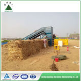Horizontal Straw Compactor with TUV Certificates Direct Sale
