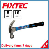 Fixtec American Type Fiber Handle 8oz Claw Hammer