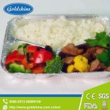 Disposable Aluminium Foil Container for Food Packing
