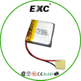 3.7V 420mAh Exc503030 Rechargeable Lithium Ion Polymer Battery