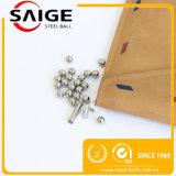 High Quality 17/32 Inch 6.35mm Chrome Steel Ball
