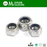 Stainless Steel Nylon Insert Lock Nut