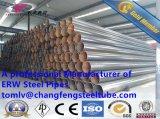 JIS G3444 STK400/API 5L/ASTM A53 GR. B ERW Steel Pipes