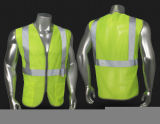 High Vis Safety Vest with ANSI107 (C2002)