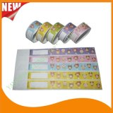 Entertainment Tyvek Customed Cheap Party VIP Paper Wristbands (E3000-1-3)