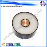 High Voltage 110kv XLPE Insulation PVC Sheath Electric Power Cable
