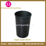 6D16t New Cylinder Liner with Step for for Mitsubishi