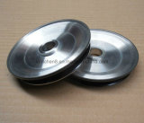Aluminiunm Pulley/Chrome Oxide Rod Ceramic Coated Pulley for Copper Wire