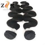 Natural Black Remy Human Hair Weave Wholesale Virgin Peruvian Hair