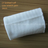 Ly Low Strech Yarn Knitted Cuff