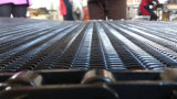 Stainless Steel Chain Conveyor Belt (For Food)