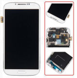 OEM I9500 LCD Display Screen Assembly for Samsung S4 Frame
