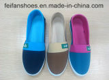 Children Canvas Injection Shoes Casual Footwear Shoes Customized (HP-4)