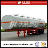 Tank Truck for Chemical Liquid Transportation