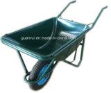 Landscaping Dolly Wheelbarrow for Janpan Market Handtool Wb2204-1