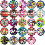 Party Supplies Cartoon Paper Plates