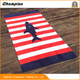 Children′s Style Printed Beach Towel and Bath Towel, No Fading and Super Absorbent